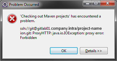 Getting Eclipse, Maven, & Git to play nice together