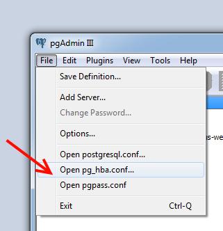 How to perform common PostgreSQL tasks on Windows